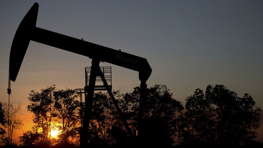 Brønn i et oljefelt ved El Tigre i Venezuela. Opec nekter å øke produksjonen ytterligere for å etterkomme Donald Trumps krav om lavere oljepris.