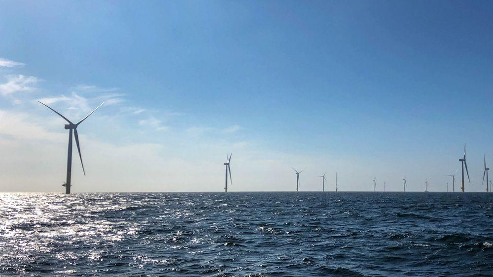 Equinor eier 50 prosent av det tyske havvindprosjektet Arkona. Det leverer nå strøm til nettet.
