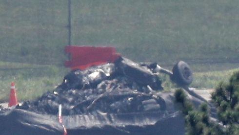 Koreanske myndigheter ser på Turøy-ulykken etter fatalt helikopterhavari