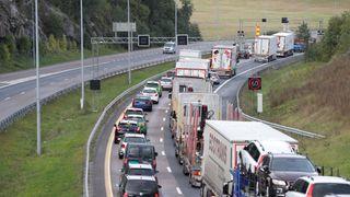 Oslo-byrådet snur – avlyser ekstraavgift for lastebiler