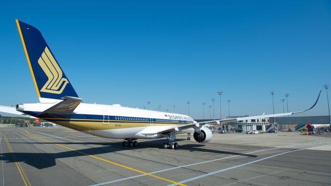 Singapore Airlines ville skryte av sitt nye Airbus med ultrarekkevidde: Fløy Norge på langs