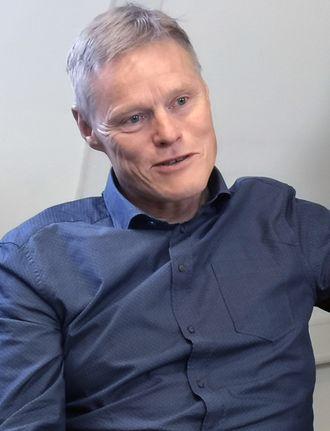 Morten Aagenæs. Foto.