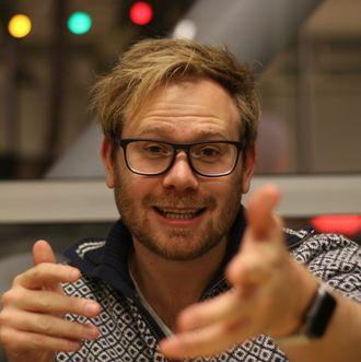 Jon Ramvik. Foto.