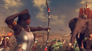 Steam-brukere i harnisk over kvinnelige generaler i Total War Rome II
