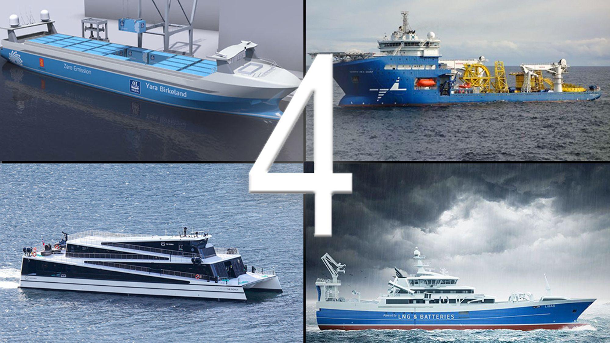 ANNONSE: 4 eksempler på norsk batteri-brillianse