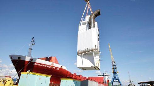 Araberne vil utvikle sin maritime industri. Det gir nye muligheter for norsk teknologi