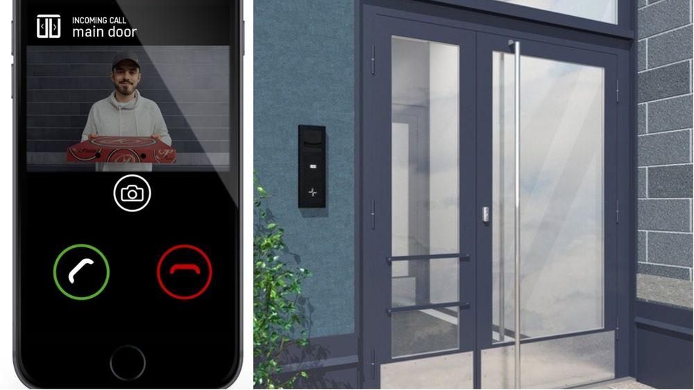 Heis- og rulletrappleverandøren Kone hiver seg på smarthus-trenden.