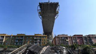 Italiensk katastrofe-bro: Ingen sikkerhetsvurdering, dårlig vedlikehold og fatal feilvurdering av stagene
