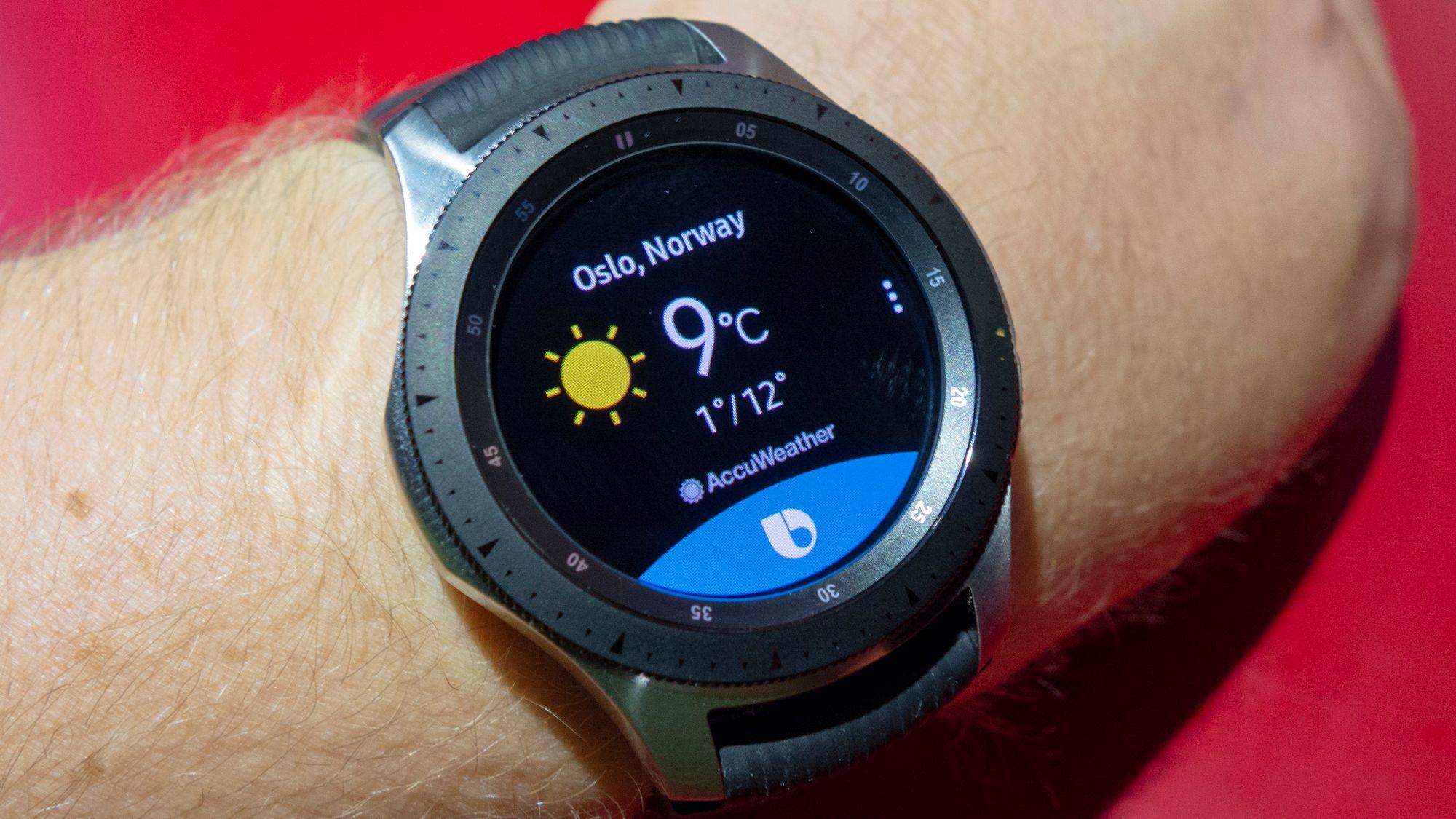 fd8a99c96 TEST: Samsung Galaxy Watch