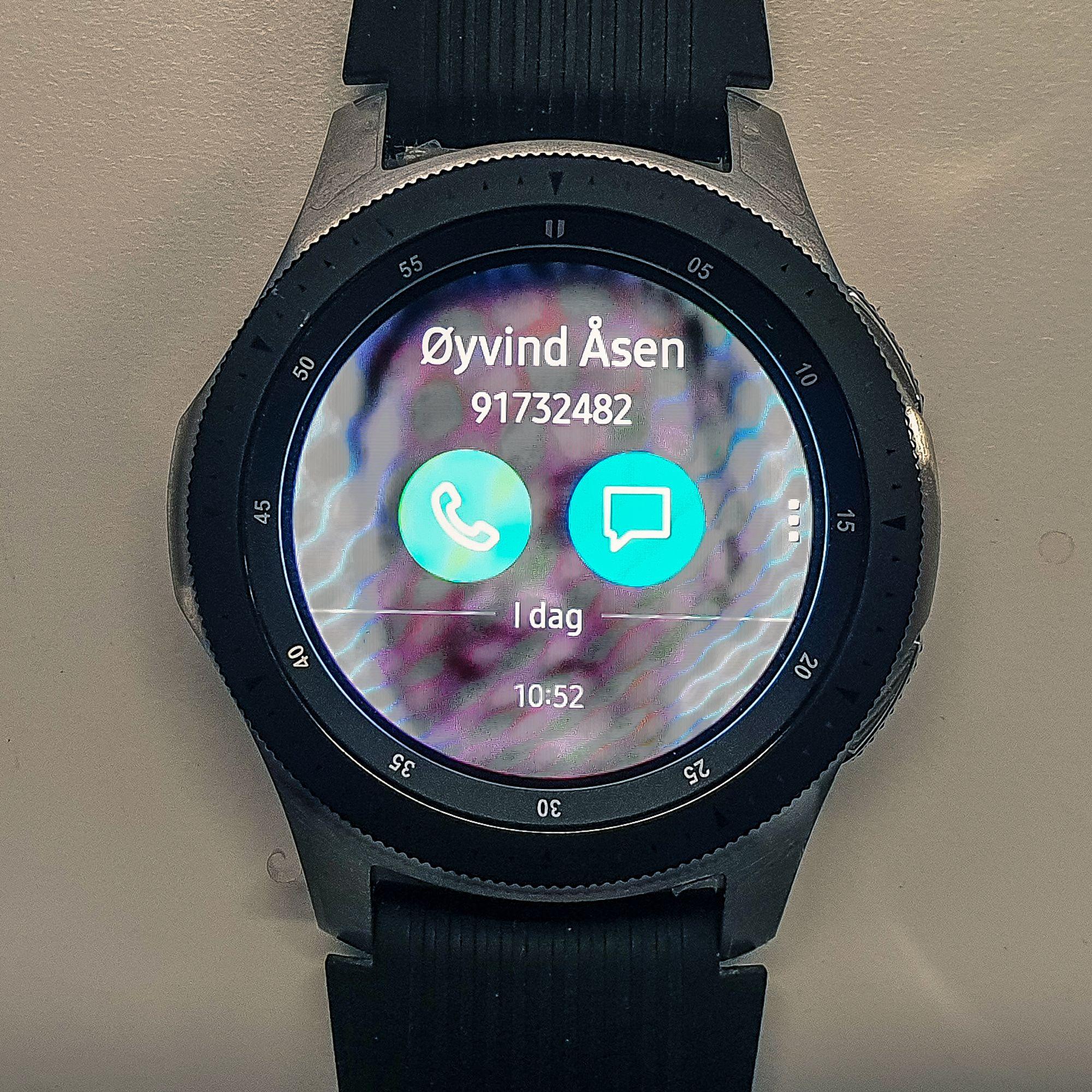 TEST: Samsung Galaxy Watch Digi.no