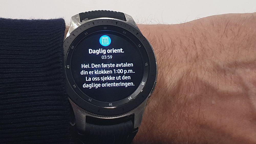 3a478100b TEST: Samsung Galaxy Watch