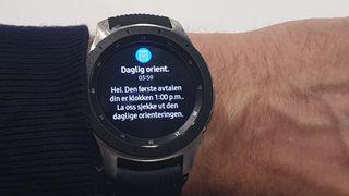 TEST: Samsungs nyeste smartklokke har imponerende batteritid