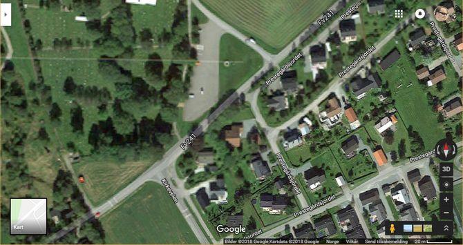 Google Maps pikselerer satellittbildene av en rekke norsk forsvarsanlegg.