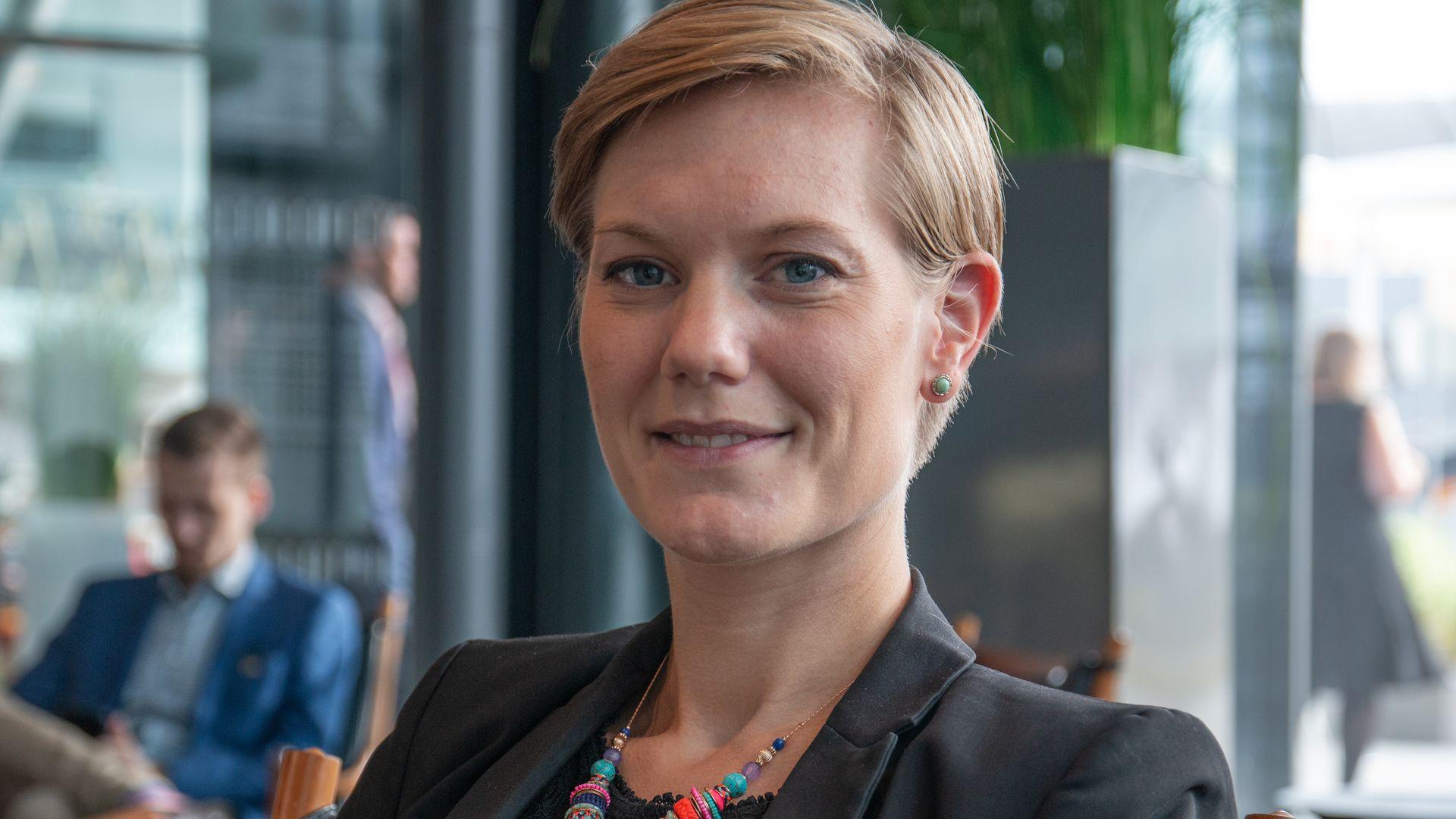 Sigrid Bratlie er molekylærbiolog og seniorrådgiver i Bioteknologirådet. Hun forteller om en CRISPR-teknologi som kan revolusjonere mat- og helseindustrien.