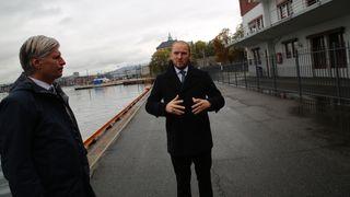 Budsjettlekkasje: Regjeringen gir 50 millioner til mer effektive havner