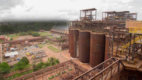 Hydro stenger ned i Brasil - norske smelteverk kan rammes