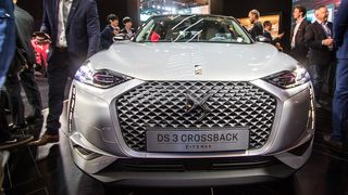 DS 3 Crossback E-Tense.