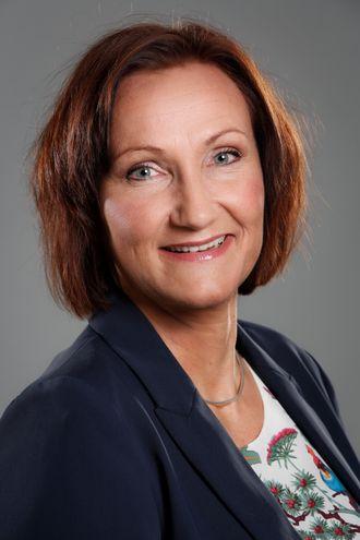 Tilgjengelighetssjef Siri Antonsen i NRK.