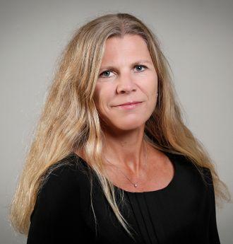 Redaktør Hildri Gulliksen i NRK Super