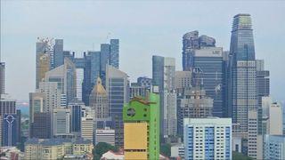 Digital 3D-kopi av Singapore skal brukes til terrorsikring og byplanlegging