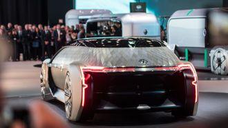 Renault viste frem konseptbilen EZ-Ultimo.