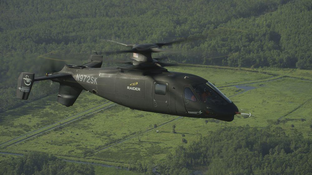 Flytestinga av S-97 Raider går bedre enn forventet, melder Sikorsky etter at de for et par uker siden fikk den andre prototypen opp i en hastighet på over 200 knop.
