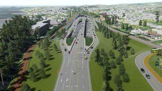 Bompengene må bli 20 prosent dyrere på E18 Oslo–Akershus for at regnestykket skal gå opp