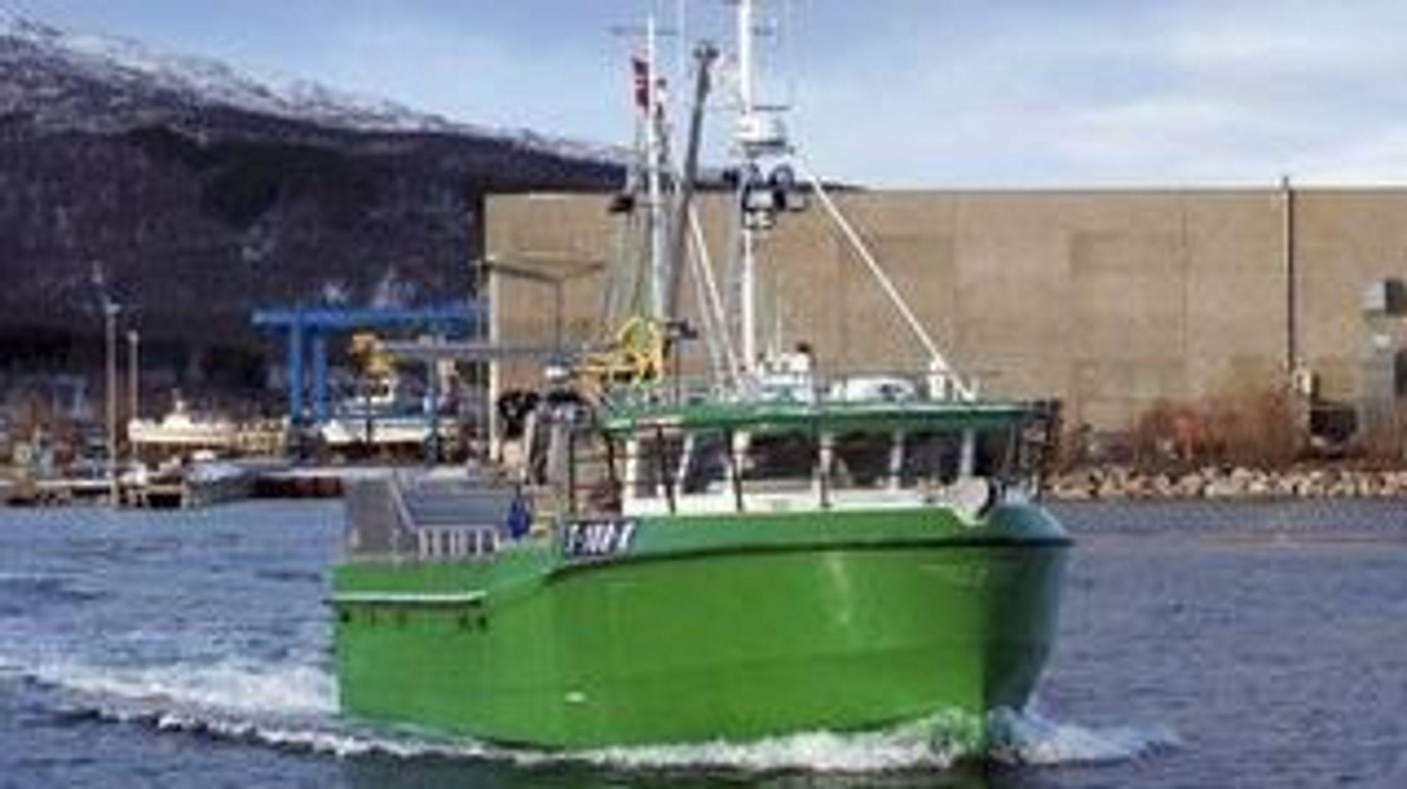 Fiskerne får subsidiert diesel i 2019, men i 2020 må de kutte utslipp