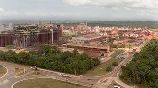 Hydro ett skritt nærmere full produksjon i ved Alunorte-raffineriet
