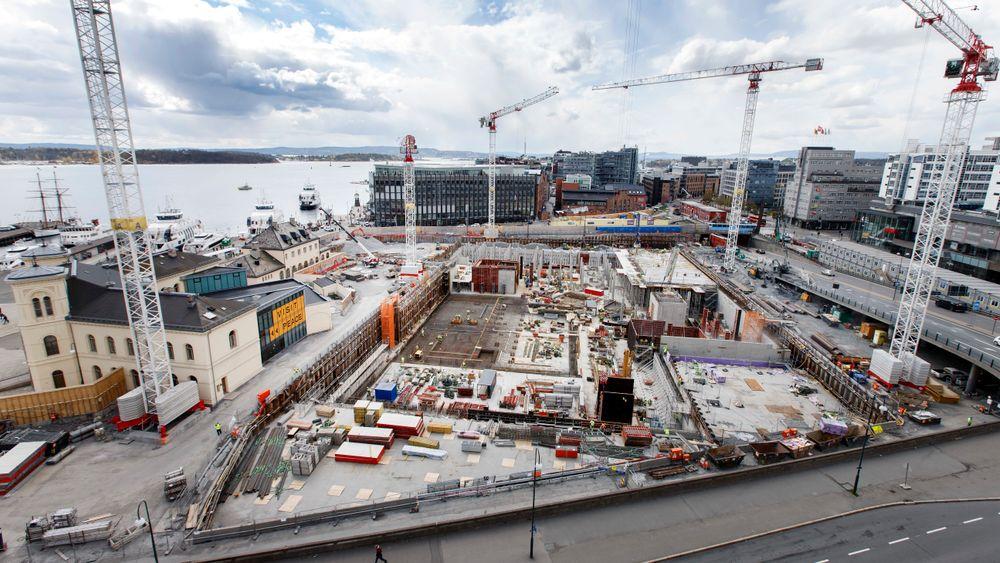 Tautrekkingen om utformingen av det nye Nasjonalmuseet på Vestbanetomta i Oslo var av det langvarige slaget.