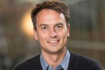 Navs IT-direktør Jonas Slørdahl Skjærpe