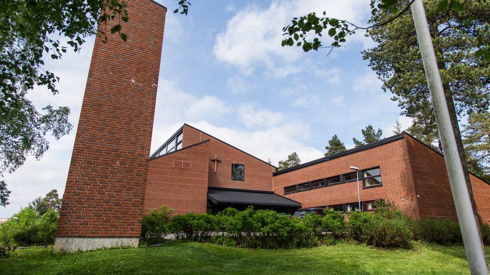 Ellingsrud kirke er blant kirkene i Oslo som foreslås nedlagt, og som Byantikvaren ønsker å frede.