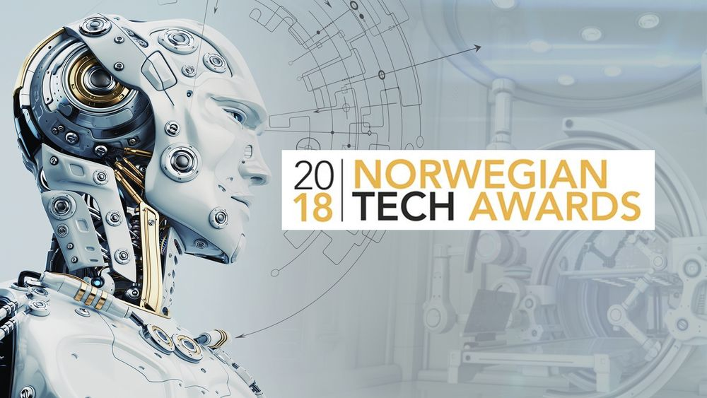 Norwegian Tech Awards arrangeres på Oslo Militære Samfund 28. november 2018.