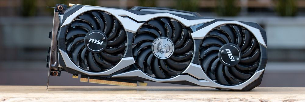 MSI GeForce RTX 2080 Ti Duke OC HDMI 3xDP 11GB
