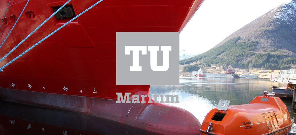 TU Maritime skal dele ut egen pris på Norwegian Tech