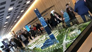 Endelig får vi noe så sjeldent som et ekte høyhus – en skyskraper – i Norge