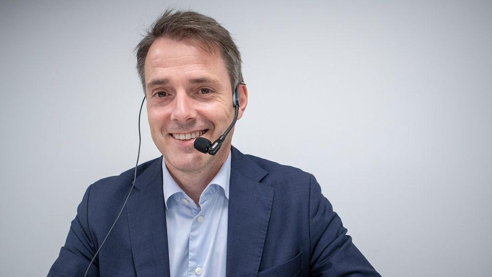 UKENS GJEST: Ivar Horneland Kristensen oppsummerer 6,5 år som generalsekretær i Tekna.