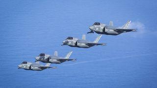 Forsvaret: – Ingen feil på norske F-35-fly