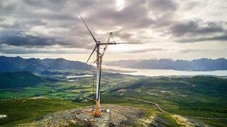 Energikostnaden for norsk vind er lavest i Europa - finsk kraftkjempe satser i Norge
