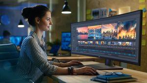 Verdens første: Dell lanserer ekstrem skjerm