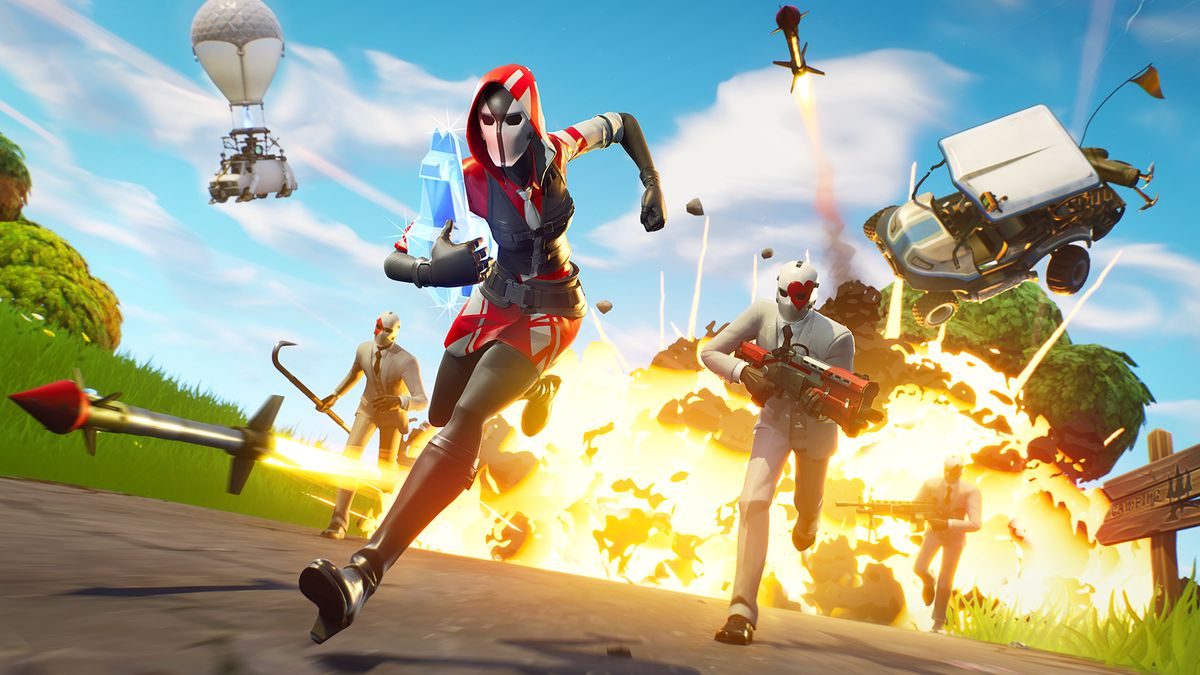 Fortnite introduces a new tournament system in the game