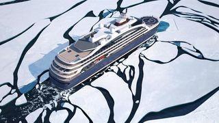 Wärtsilä leverer motor til fransk gass-hybrid cruiseskip