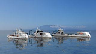 Nå får Ulstein innpass i det amerikanske havvindmarkedet