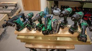 - Fremtidens verktøy skal ha 36 volt
