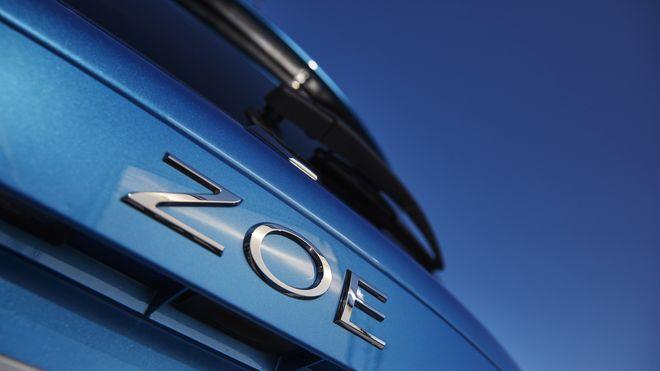 Renault Zoe kommer trolig i ny utgave neste år.