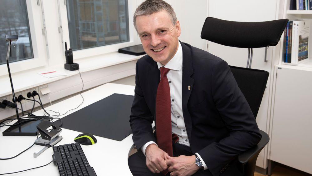 Kjetil Lund, byråd for næring og eierskap i Oslo kommune, overtar som vassdrags- og energidirektør i NVE.