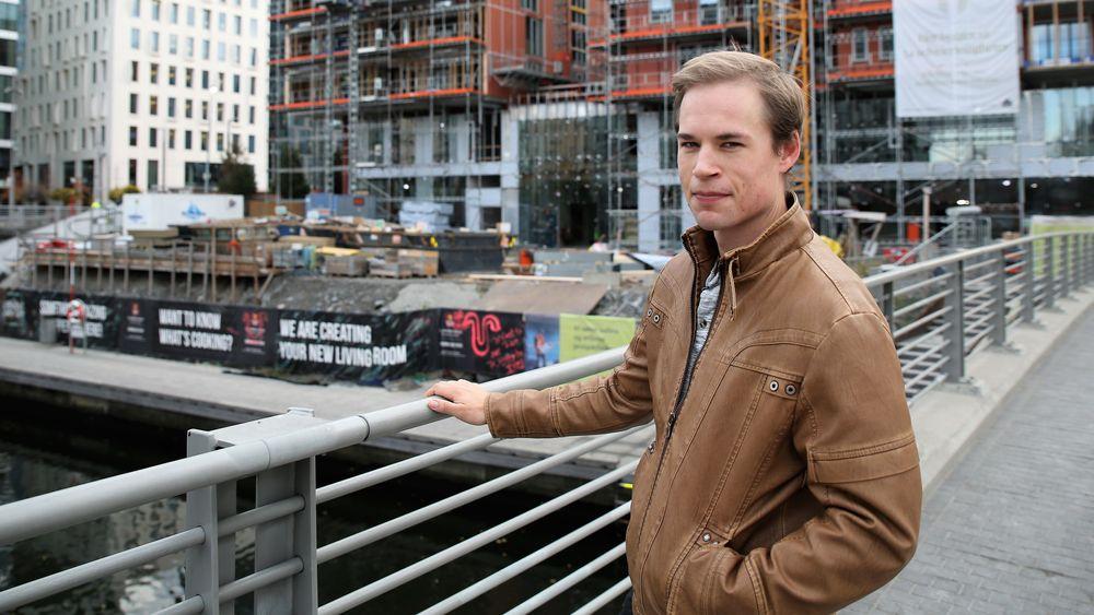 – Robotene har sluttet å oppføre seg klønete, sier Håkon Reisvang.