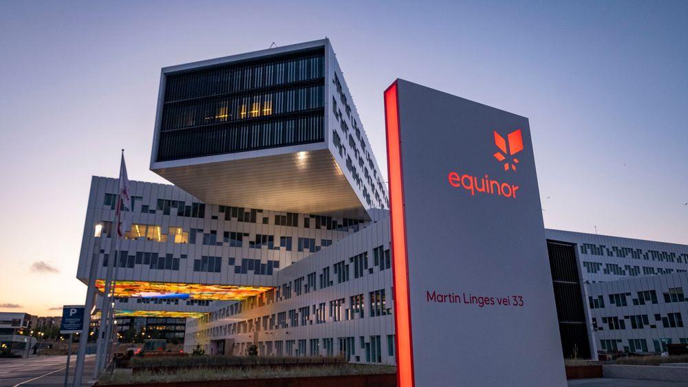 Wireless Instrumentation Systems saksøkte Equinor, men har nå inngått forlik. Bildet er fra Equinors hovedkvarter på Fornebu.
