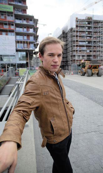 Håkon Reisvang 10 X Construction AI kunstig intelligens konsulent