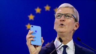 Apple-sjefen vil ha GDPR-lov i USA: – Persondata brukes som våpen og overvåking